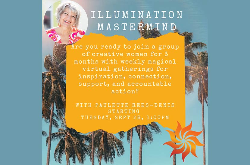Are you ready to join up with me and a creative group of women?
